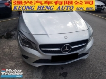 2015 MERCEDES-BENZ CLA 200 1.6 (CBU Import Baru)