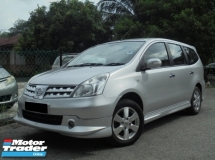 2012 NISSAN GRAND LIVINA 1.8 CVTC IMPUL TipTOP Condition LikeNEW