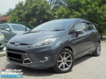 2012 FORD FIESTA 1.6 Sport Ti-VCT TipTOP Condition LikeNEW