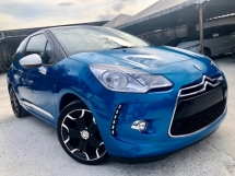 2016 CITROEN DS3 1.6 (A) mileage 40km FULL SVR RECORD STILL UNDER WARRANTY