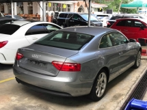 2012 AUDI A5 2.0 TFSI Recon Unreg Raya Offer Must Buy Coupe Like New