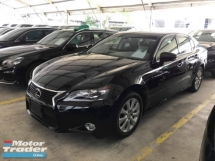 2012 LEXUS GS250 SPORT RECON UNREG RAYA OFFER MUST BUY