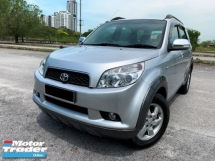 2010 TOYOTA RUSH 1.5S (A) 4WD 7 SEATER