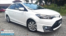 2013 TOYOTA VIOS FACELIFE 1.5 AUTO / VVTI ENGINE SAVE PETROL / TRD BODYKIT / TIPTOP CONDITION