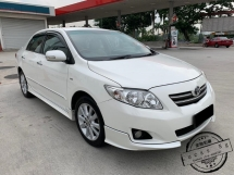 2010 TOYOTA ALTIS 1.8G FACELIFT 1.8 G (A), FULL BODY KIT,TIP TOP CONDITION. WELL COME TO VIEW TO BELIVE THE CONDITIONS ~
