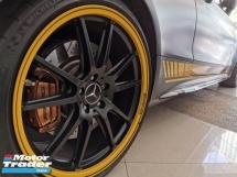 2016 MERCEDES-BENZ C63 S 4.0L V8 Twin-Turbo AMG Edition 1