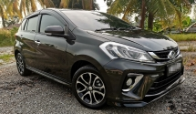 2018 PERODUA MYVI 1.5 (A) ADVANCE / LOW MILEAGE / FULL SERVICE RECORD PERODUA STILL UNDER WARRANTY