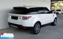 2015 LAND ROVER RANGE ROVER SPORT 3.0 V6 HSE Sport Genuine Low Mileage Premium Model