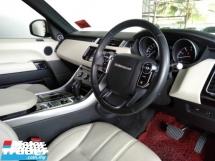 2015 LAND ROVER RANGE ROVER SPORT 3.0 V6 HSE Sport Genuine Low Mileage Premium Model
