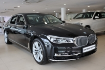 2016 BMW 7 SERIES 730LI G12 By Ingress Auto