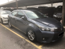 2015 TOYOTA ALTIS 1.8G (A) BEST DEAL