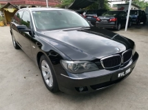 2008 BMW 7 SERIES 730LI - One Vip Owner