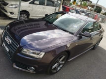 2011 AUDI A5 2.0 TFSI S-LINE (A) - True Year Made