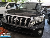 2014 TOYOTA PRADO Land Cruiser Prado 2.7 TXL  Unreg 2014 **7 Seater **Many Units