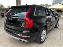 2016 VOLVO XC90 T8 2.0 Turbocharged Original 48,000KM Full Service Records Under Warranty by Volvo Malaysia until 2021 Fully Loaded 7 Seat Panoramic Roof 360 View Surround Camera HUD Power Boot 4 Zone Climate Bluetooth Connectivity