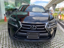 2014 LEXUS NX 200 LUXURY (UNREG) 2.0 TURBO POWER BOOT