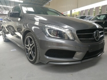 2014 MERCEDES-BENZ A-CLASS A250 AMG WITH PANAROMIC UNREG