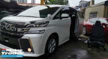 2016 TOYOTA VELLFIRE 2.5 Z SPEC WHEEL CHAIR 2 POWER DOOR UNREG