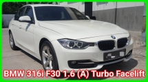 2014 BMW 3 SERIES 316i F30 (CKD) 1.6 (A) Facelift Ori 39k Km Mileage Car Keep In Excellent Condition Confirm Accident Free No Repair Need Free 1 Year Warranty Worth Buy