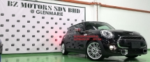 2014 MINI Cooper S 2014 MINI COOPER S 1.5M TWIN TURBO NEW FACELIFT JAPAN SPEC SELLING PRICE ( RM 135,000.00 NEGO )