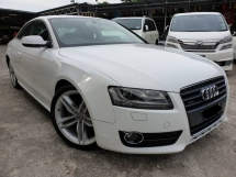 2009 AUDI A5 2.0 TFSI QUATTRO S LINE COUPE DUAL ELECTRIC SEAT 2011 2010 2012