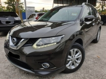2015 NISSAN X-TRAIL 2.0 IMPUL NAVI LEATHER SEAT FULL SERVICE RECORD NISSAN TAN CHONG 2016
