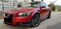 2008 VOLVO C30 2.4I SE LIMITED EDITION 10 UNIT IN MALAYSIA ONLY REG 09
