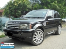 2007 LAND ROVER RANGE ROVER 4.2 V8 Supercharged Sunroof Luxury LikeNEW