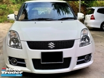 2013 SUZUKI SWIFT 1.5 Sport Edition GXS Full Spec Myvi Jazz HIGH LOAN TIPTOP