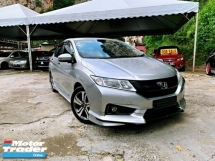 2016 HONDA CITY 1.5 ORIGINAL V SPEC MODULO KIT HIGH LOAN MINT CONDITION VIOS