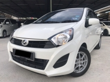 2017 PERODUA AXIA 1.0 G AUTO, LIKE NEW CONDITION, FULL SERVICE, 39K KM ONLY, ALL ORIGINAL PART, OFFER RAYA, DEAL SAMPAI JADI