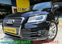 2009 AUDI Q5 2.0 TFS  S LINE QUATTRO-  FACELIFT MODEL -  MMI -4NEW TYRE -  REVERSE CAMERA - FULL SERVICE RECROD - FULL LOAN - RM0 D.PAYMENT - RM0 D.PAYMENT....
