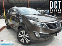 2013 KIA SPORTAGE 2.0 DOHC FULL SPEC SUNROOF LEATHER SEAT PUST START 2DIGIT NUMBER 21 ONE MALAY OWNER