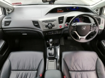 2013 HONDA CIVIC 2.0S I  VTEC  AUTO - FULL SERVICE RECORD HONDA - FULL LEATHER SEAT - PUSH START - ECO MODE - 1LADY OWNER- ACC FREE- FULL LOAN - 3.XX% - LOKE NEW VIEW TO BELIEVE -