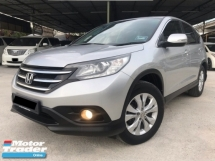2014 HONDA CR-V 2.0 I-VTEC FACELIFT, LIKE NEW, FULL BODYKIT, DONE COATING, TOUCH SCREEN, NICE PLATE NO, OFFER RAYA, DEAL SAMPAI JADI
