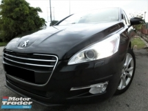 2014 PEUGEOT 508 1.6 PREMIUM TURBO NAVI/FULL SERVICE RECORD/PUSH START