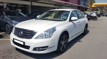 2011 NISSAN TEANA 2.0L XE LUXURY (A) REG 2011, ONE CAREFUL OWNER, LOW MILEAGE DONE 90K KM, SELDOM USE, PUSH START, 16
