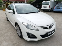 2010 MAZDA 6 2.5 Facelift (A) - Sunroof