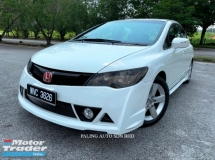 2011 HONDA CIVIC 1.8 (A) S-L RR MUGEN BODYKIT LEATHER