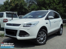 2013 FORD KUGA 1.6 Ecoboost Titanium 6Speed AWD Keyless PushStart Powerboot LikeNEW