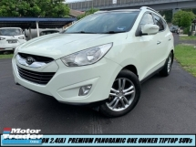 2012 HYUNDAI TUCSON 2.4L AUTO PREMIUM 4WD HIGH SPEC KEYLESS PUSH START ONE OWNER LOW MILEAGE GOOD CONDITION LIKE NEW