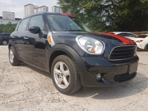 2014 MINI Cooper COUNTRYMAN 1.6 (UNREG) JAPAN VERSION
