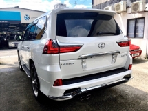2016 LEXUS LX570 5.7 (UNREG) CHEAPEST IN TOWN 5 STAR CONDITION
