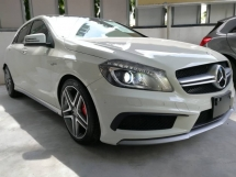 2014 MERCEDES-BENZ A45 AMG 4MATIC (PANAROMIC H.KARDON)