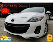 2012 MAZDA 3 1.6L Sedan Tip Top RayaPromo