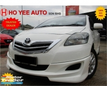 2012 TOYOTA VIOS 1.5J (M) TipTop Condition RayaSales