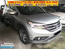2014 HONDA CR-V 2.4L 4WD New Facelift TRUE YEAR MADE 2014 MIl 85k km only Full Service Record