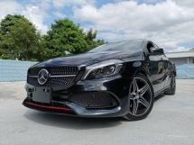 2017 MERCEDES-BENZ A250 2.0 AMG Sport Unregistered Ready Stock