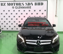 2014 MERCEDES-BENZ GLA 2014 MERCEDES BENZ GLA250 2.0 4MATIC TURBO UNREG JAPAN SPEC CAR SELLING PRICE ONLY  RM 179,000.00