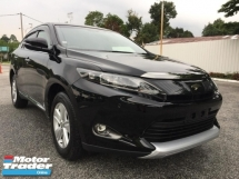 2015 TOYOTA HARRIER 2.0(A)JPL SOUND SYSTEM STYING BODYKIT